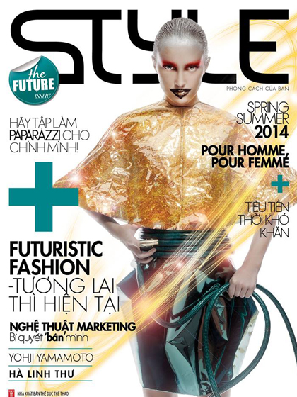 STYLE COVER GIRL